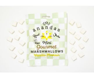 NEW Ananda's Mini Vanilla Marshmallow Bag 80g