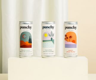 Punchy soft punch mixed case