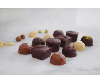 Award-Winning Nutty Vegan Chocolate Box