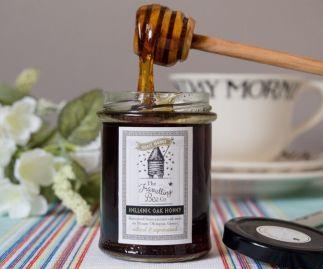 Hellenic Oak Honey, Two Jars