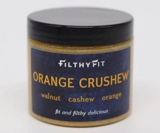 Orange Cashew Walnut Butter 190g