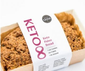 Original Keto Paleo Bread