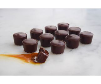 Vegan Salted Caramel Truffle Box