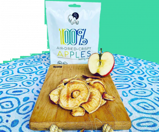 100% Air Dried Apples