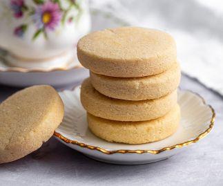Gluten Free Butter Shortbread Biscuits - 100g