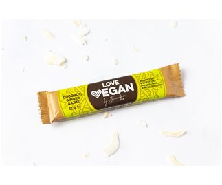 Love Vegan Coconut, Ginger and Lime