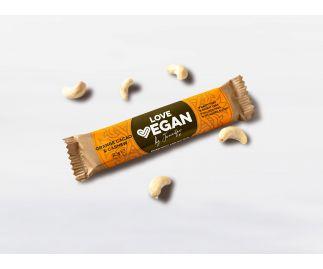 Love Vegan Orange Cacao and Cashew Bars 32.5g x 24