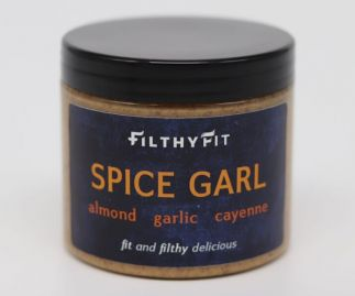 Garlic-Cayenne Spiced Almond Butter 190g
