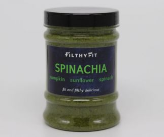 Spinach Flavored Seed Butter 380g