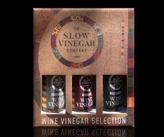 Wine Vinegar Gift Box Spring Collection