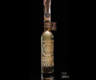 Sweet Winter Spice Wine Vinegar large