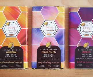 Single Origin Bean-to-Bar Gift Set