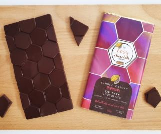 Single Origin Peruvian 67% Dark Chocolate Bar