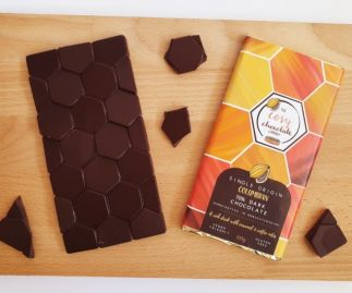 Single Origin Colombian 70% Dark Chocolate Bar