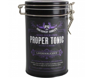 Lavenderlicious Tonic Caddy | Make-Your-Own Traditional Style Tonic Water | 28 servings - Ready to enjoy in 24 Hours