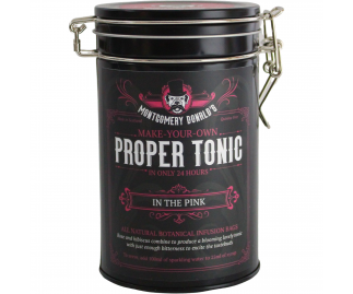 In The Pink Tonic Caddy | Make-Your-Own Floral Tonic Water | 28 servings - Ready to enjoy in 24 Hours