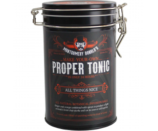 All Things Nice Tonic Caddy | Make-Your-Own Ginger and Spice Tonic Water | 28 servings - Ready to enjoy in 24 Hours