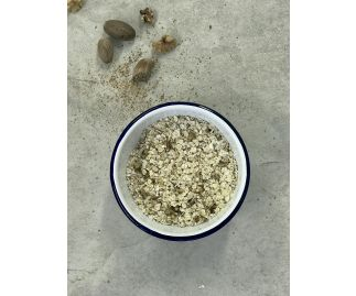 Walnut & Grated Nutmeg Porridge