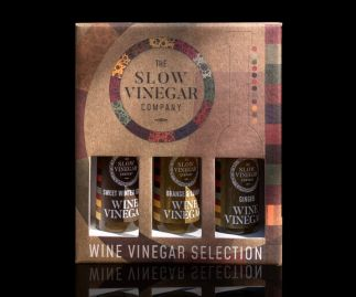 Wine Vinegar Gift Box Winter Collection