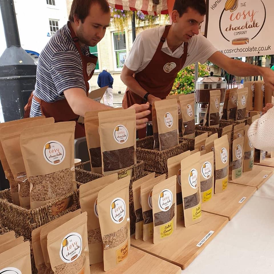 The Cosy Chocolate Company