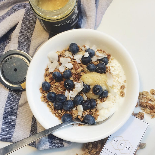 Husk & Honey Granola