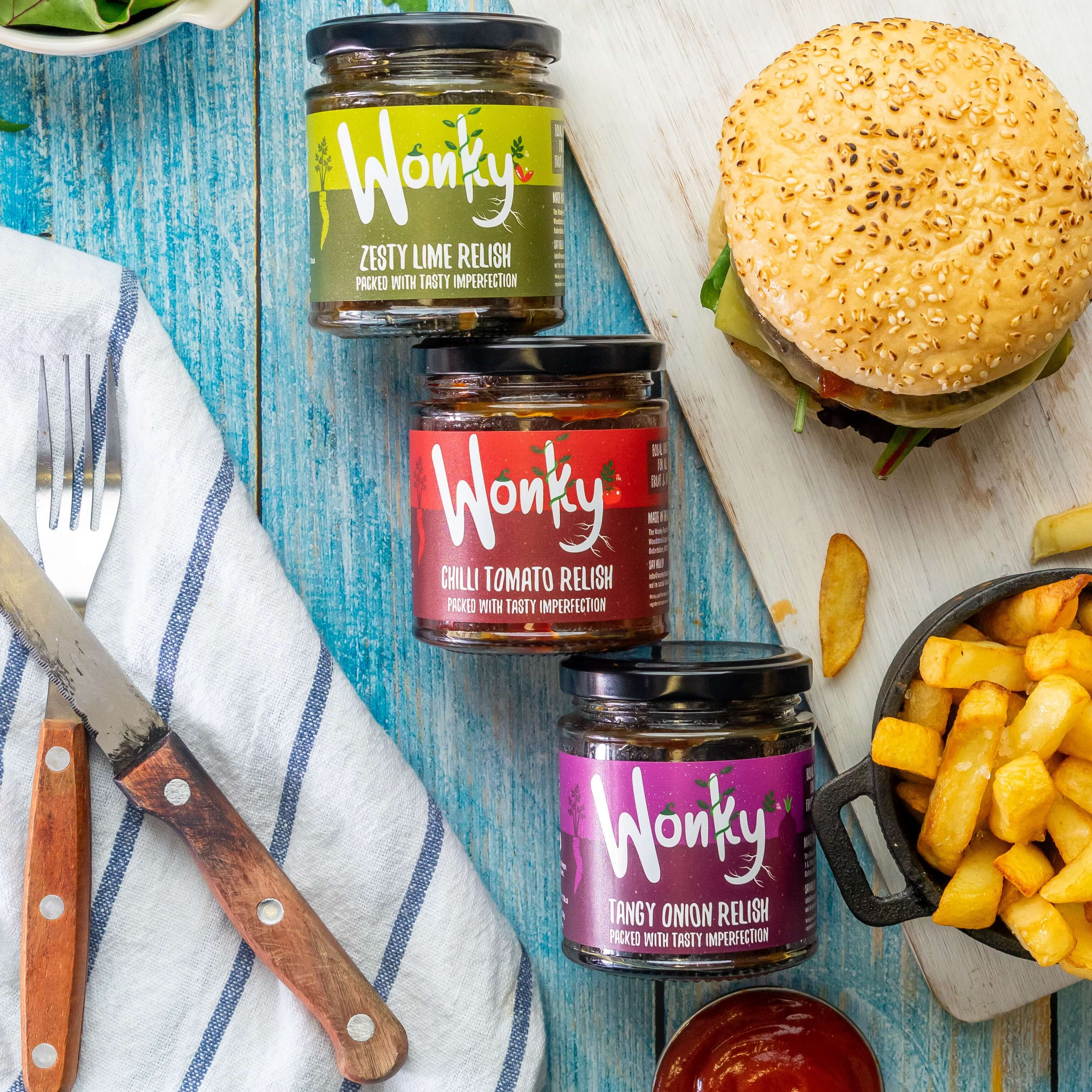 The Wonky Food Company