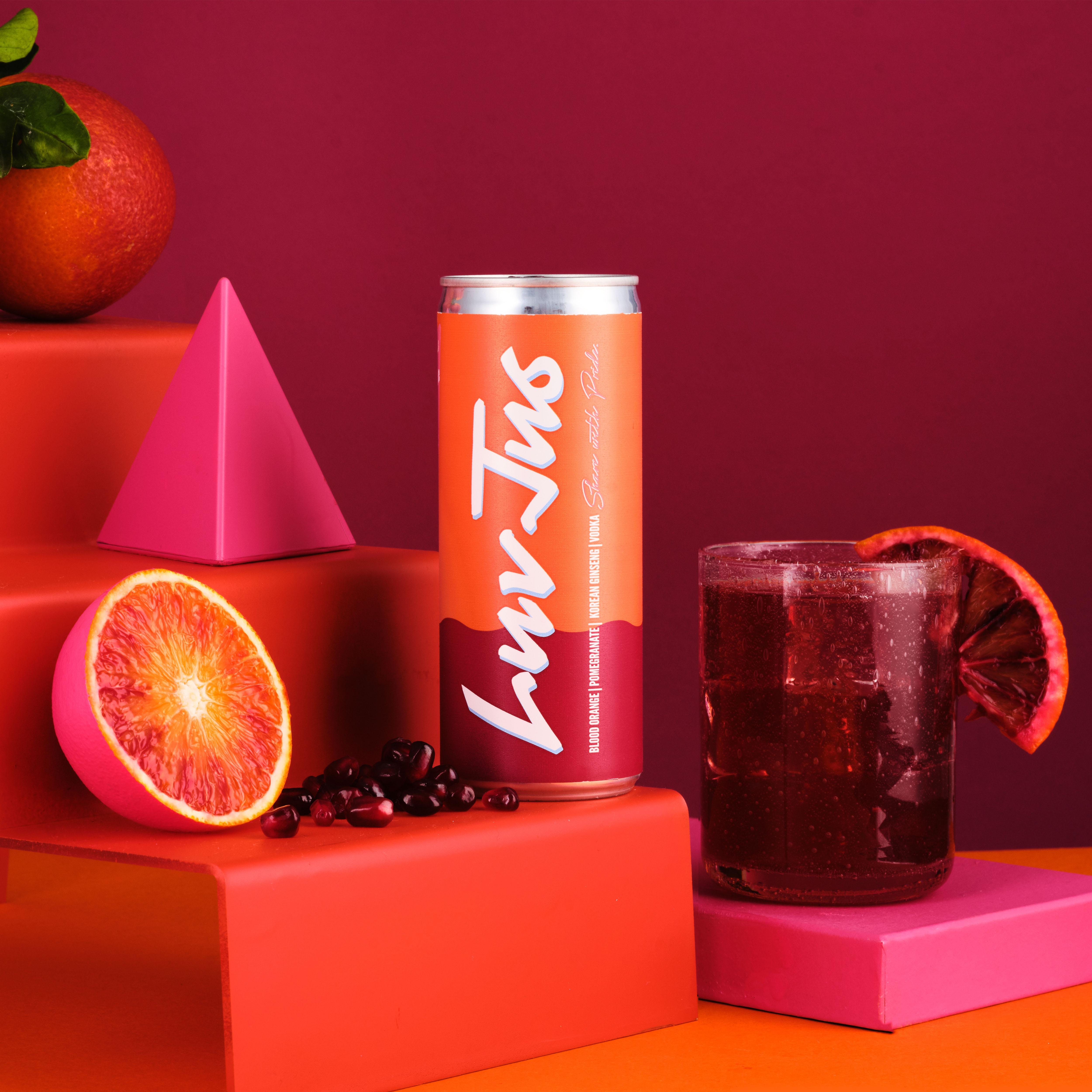 LuvJus Drinks Ltd
