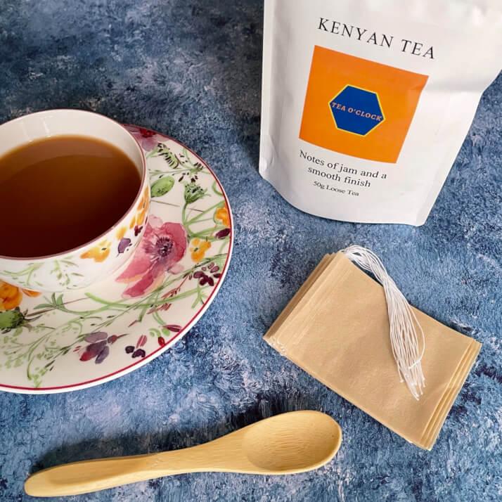 Tea o'clock