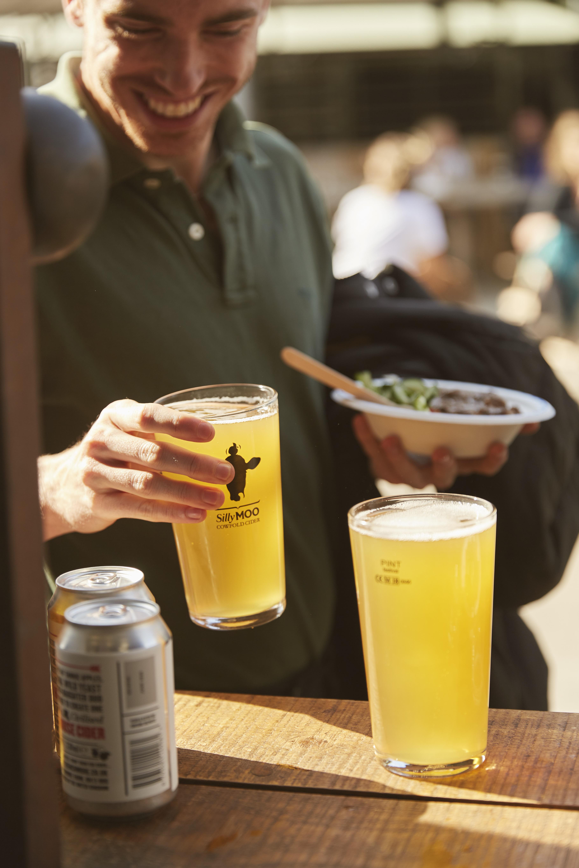 Silly Moo Cider
