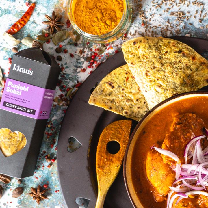 Kiran's Spice Kits