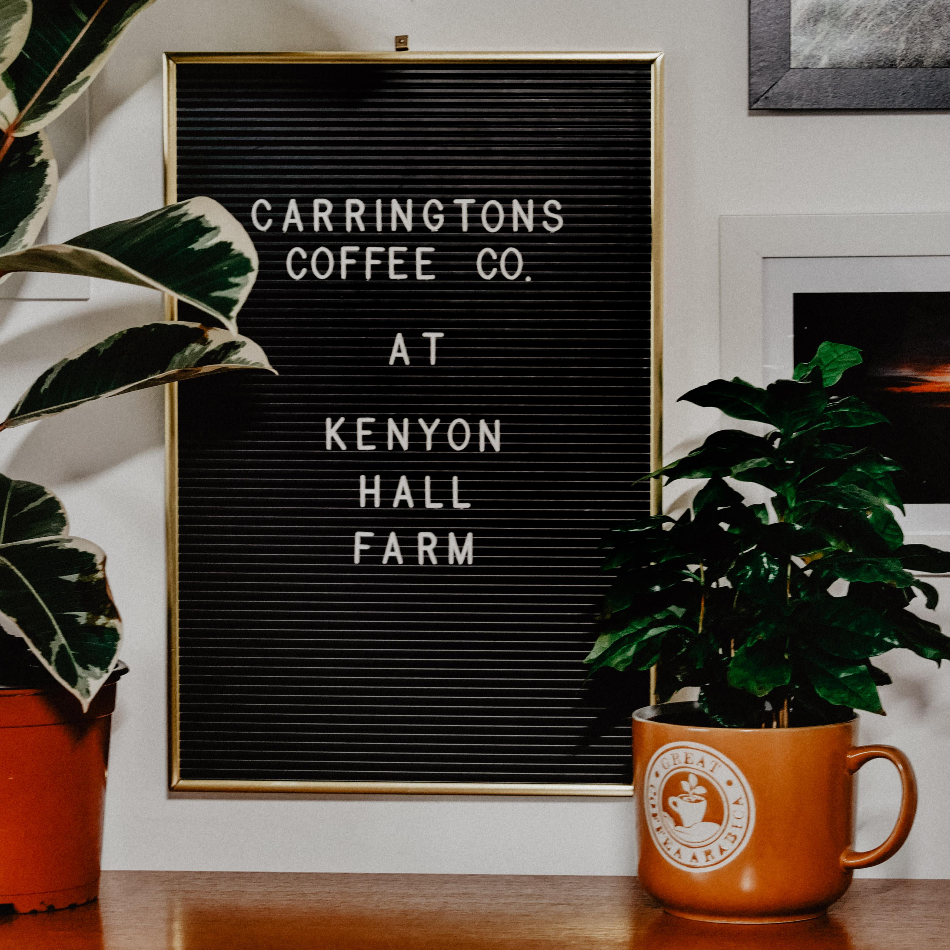 Carringtons Coffee Co